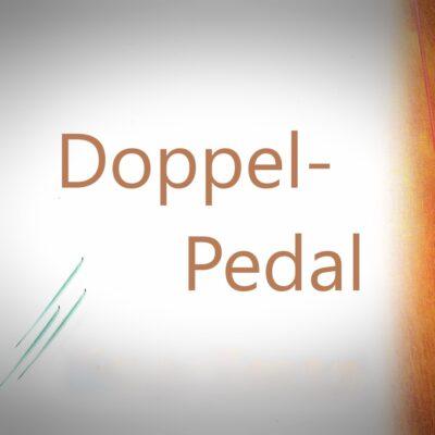 Doppel Pedal