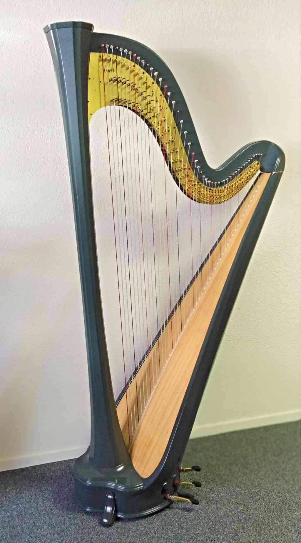 Harfe David Sonate 47 TL